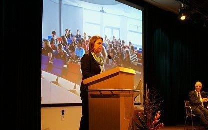 Dorothé Lamers presentatie