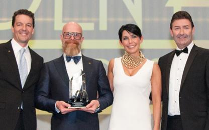 Marcel Blauwendraat wint award