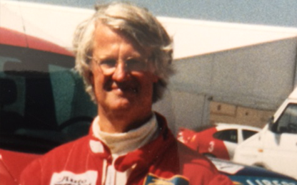 Bob Sijthoff Autocoureur